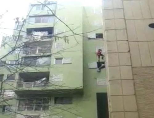 Rescatan a persona que intentaba suicidarse en Soldati