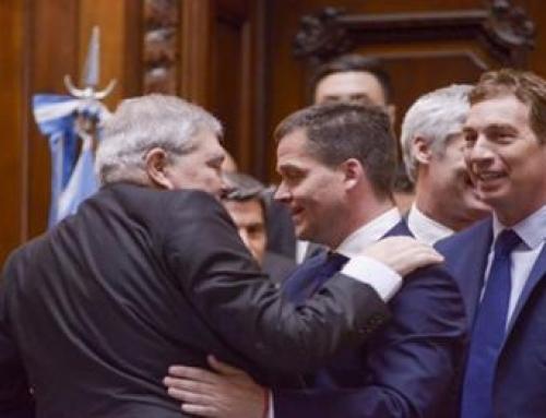 Legislatura Porteña: Asumió Forchieri como Vicepresidente primero