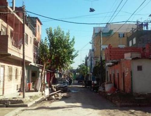 Vía libre para obras en barrios de la Comuna 8