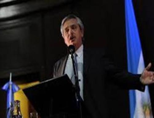 Asume el Presidente Alberto Fernández