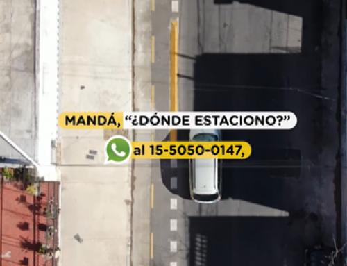 Chat del GCBA informa en qué calles está permitido estacionar