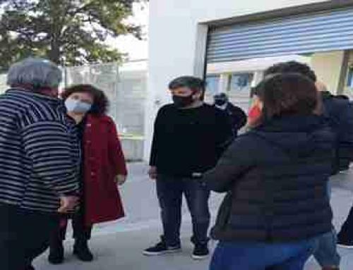 """La Secretaria de Acceso a la Salud visitó la Villa """"Ciudad Oculta"""" de Lugano"""