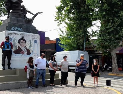 La Junta Comunal conmemoró el 112° aniversario de Villa Lugano
